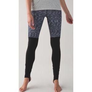 Like New! Lululemon Stirrup Leggings